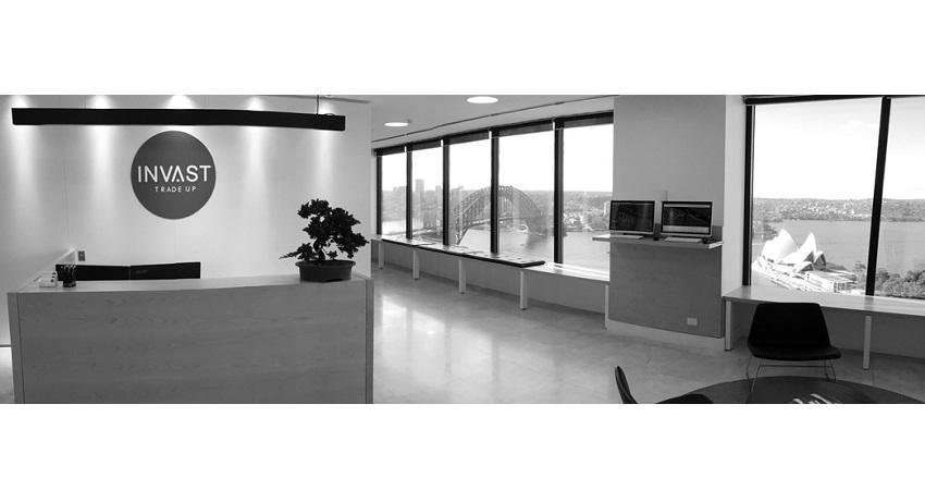 Invast Securities office