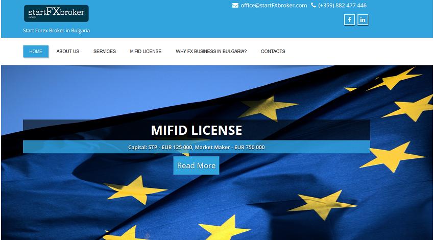 Bulgaria forex license