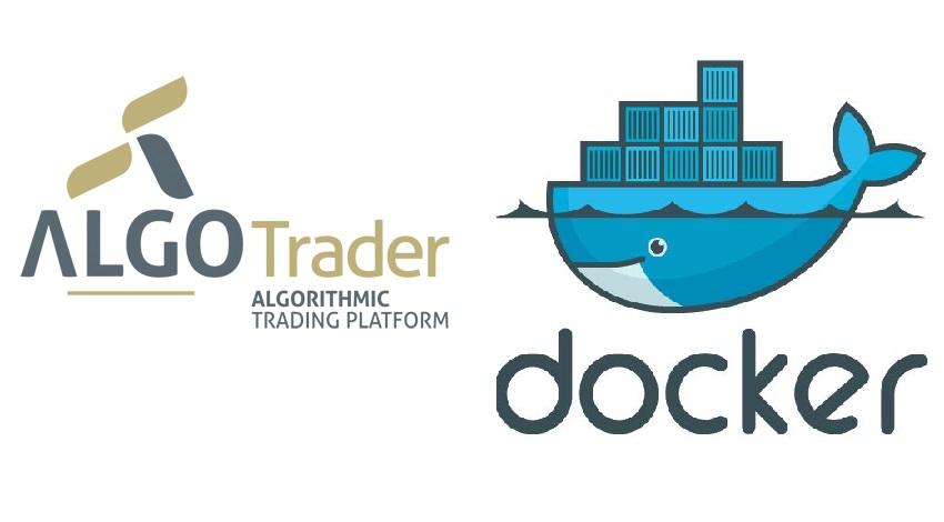 Docker AlgoTrader