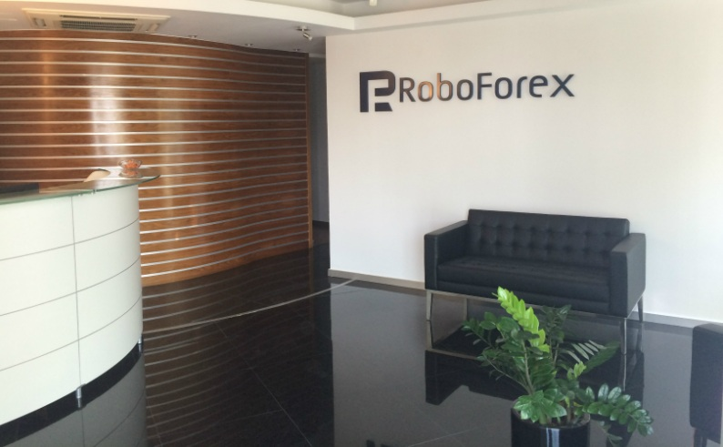 roboforex office inside