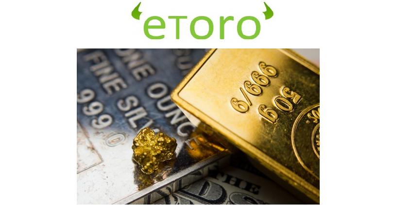 eToro metals