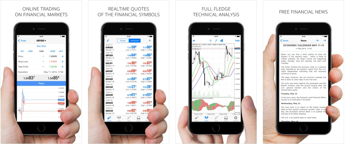 Most popular forex trading apps for iPhone – SMNWeekly