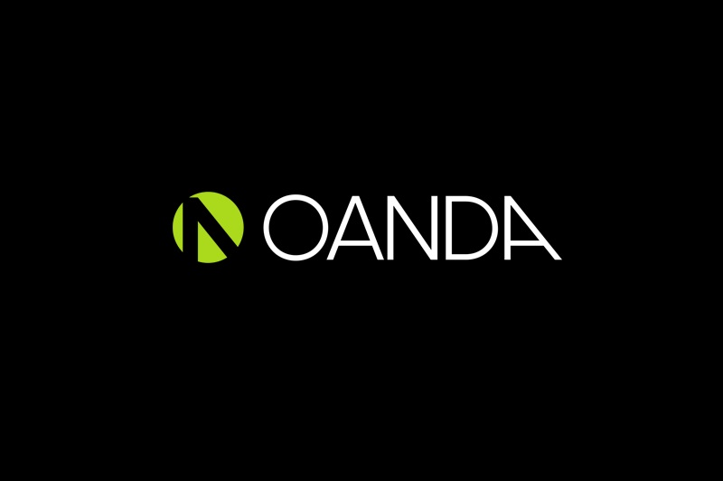 oanda logo black