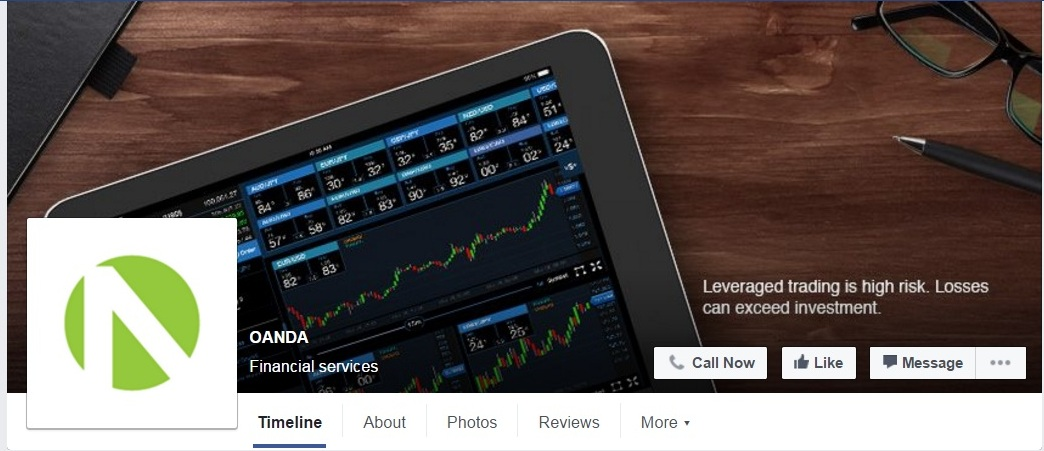 Forex broker facebook