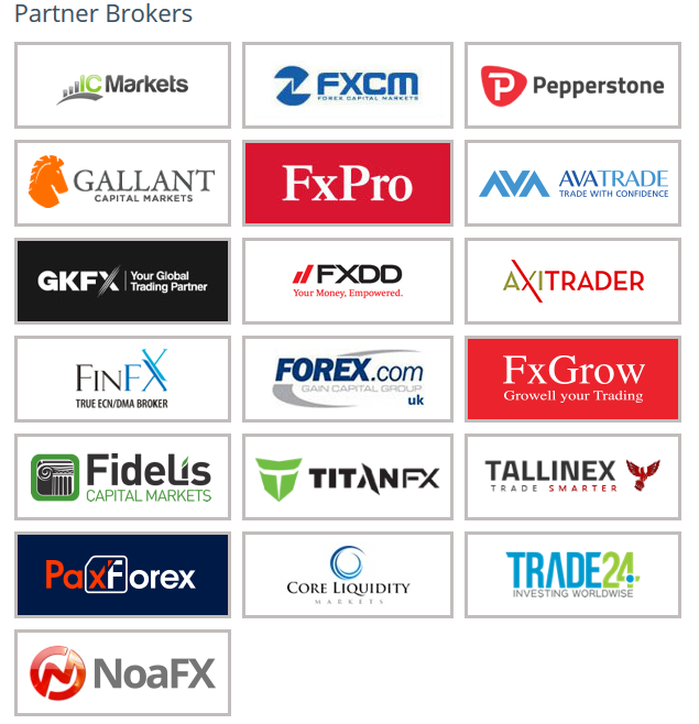 Forex capital trading partners