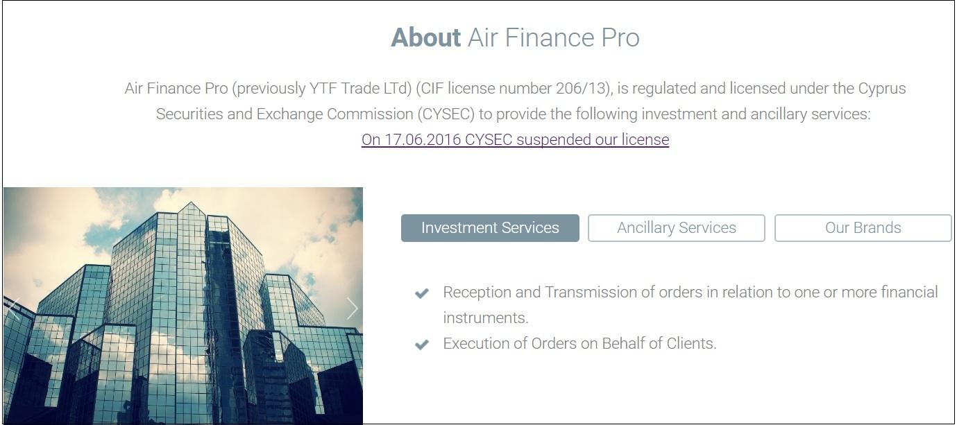 airfinancepro