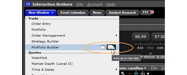 Mini options interactive brokers