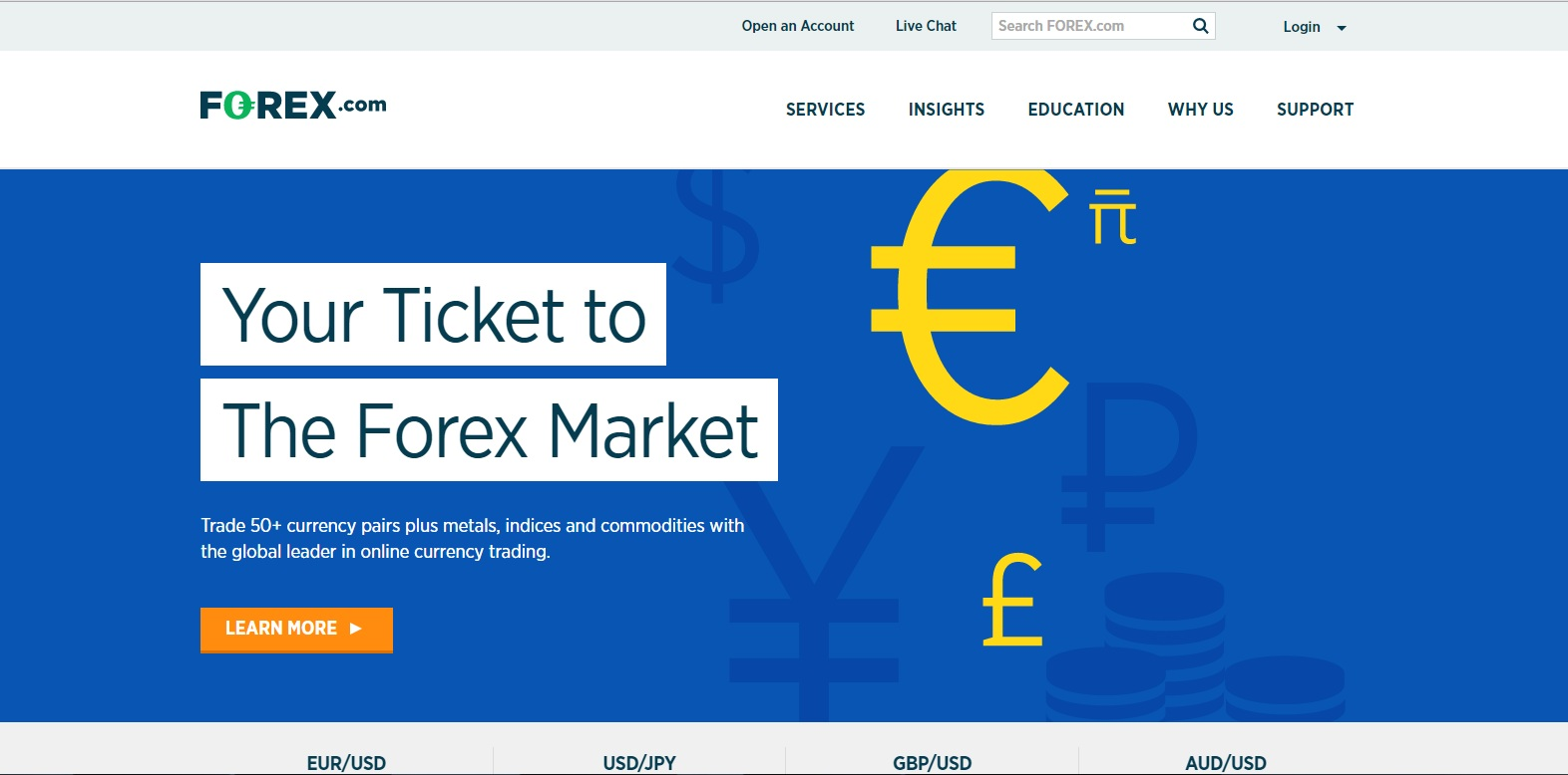 No swap forex broker