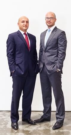 Sam Quawasmi and Christopher Thomas, Eureeca