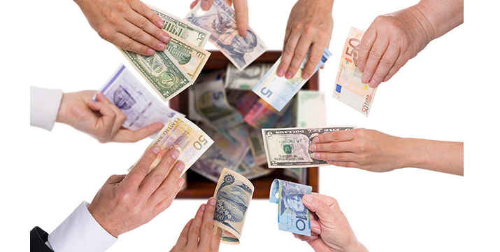 Crowdfunding binary options