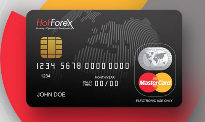 Forex brokers with mastercard