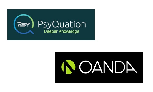 PsyQuation trading analysis app partners up with Oanda