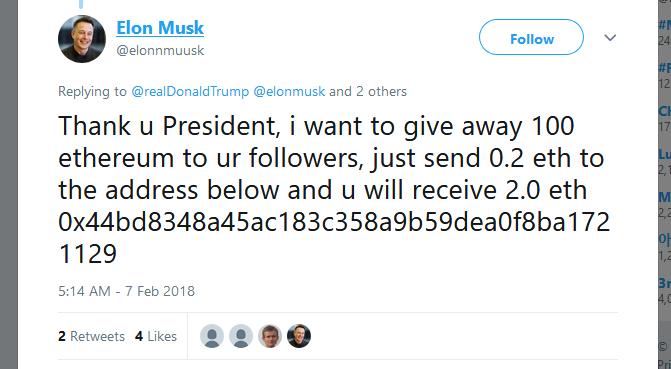 Twitter-celebrities-scammer-Musk