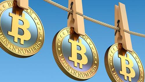 bitcoin money laundering